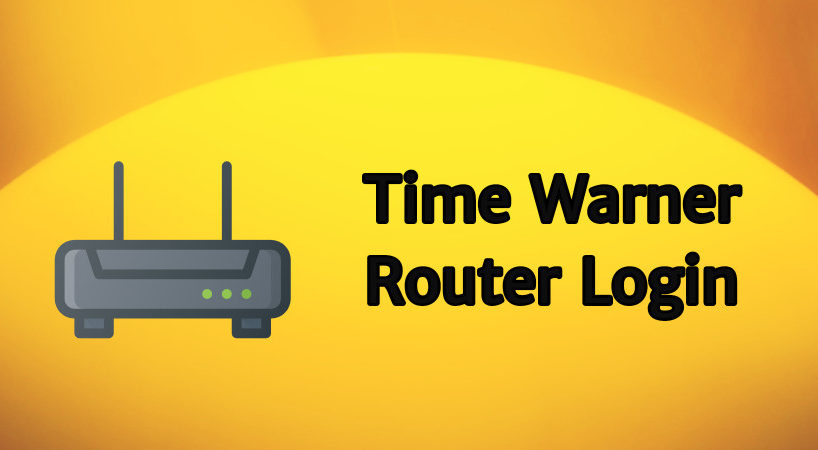 Time Warner Router Login