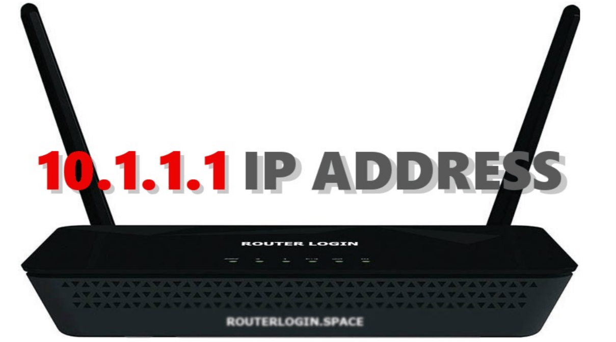 10.1.1.1 IP Address Login