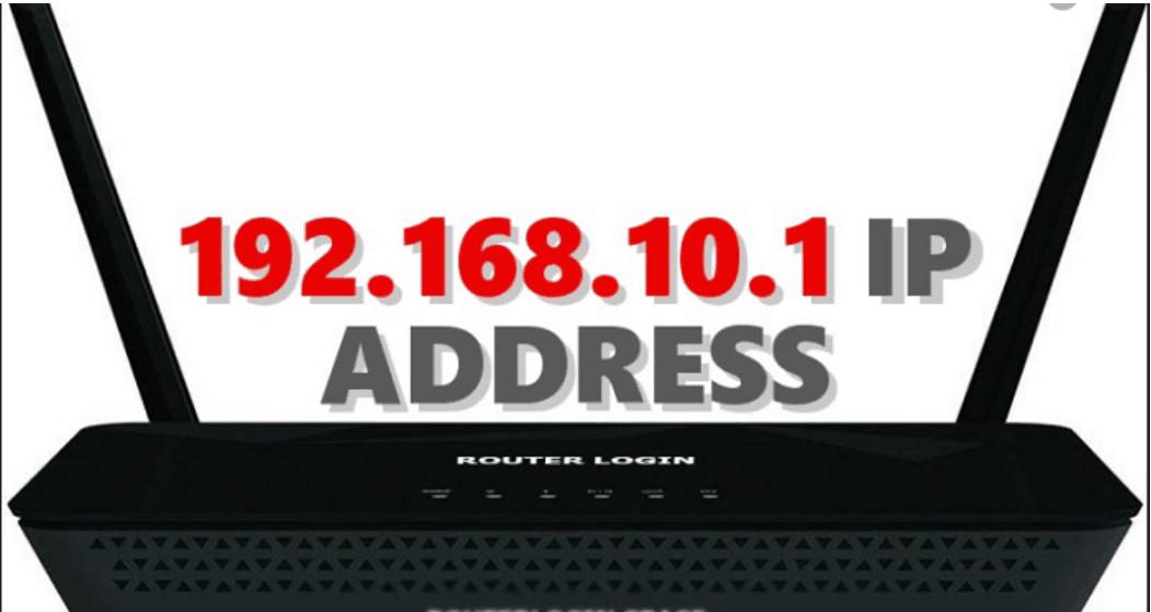 192.168.10.1 IP Address
