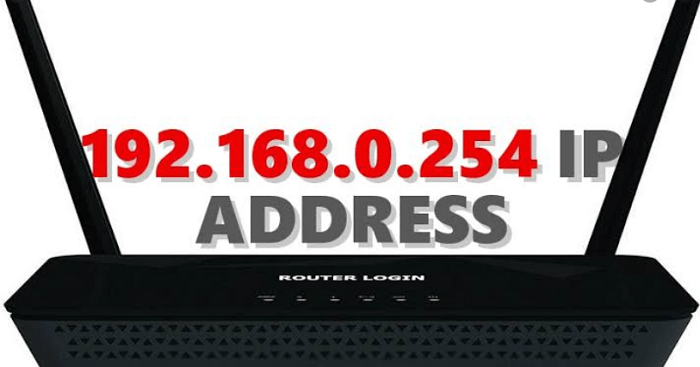 192.168.0.254