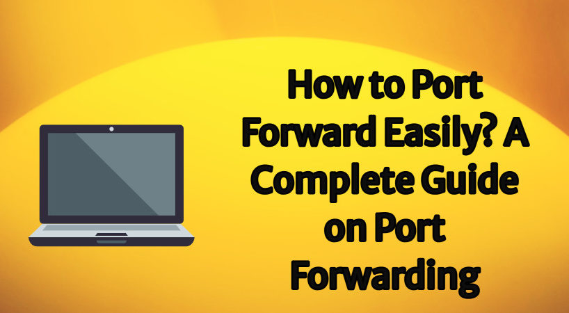 how to port forward